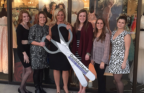 Apropos Prom and Bridal Ribbon Cutting - Guilderland Chamber of Commerce