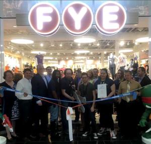FYE opens new Crossgates store - Guilderland Chamber of Commerce