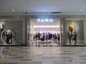 Crossgates Mall welcomes a two-level ZARA - Guilderland Chamber of